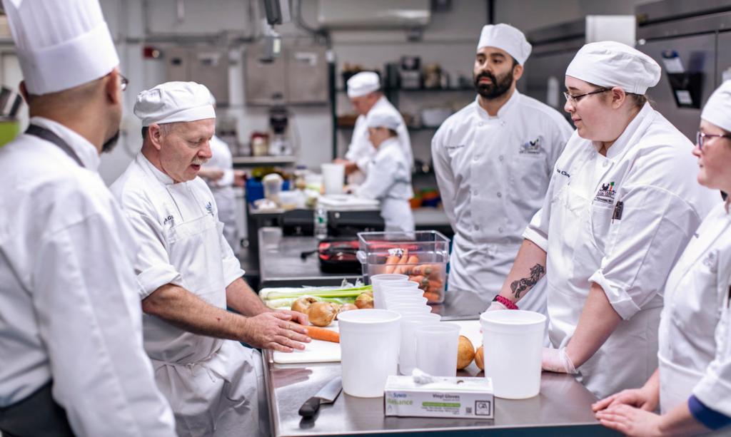 Culinary Arts Kvcc